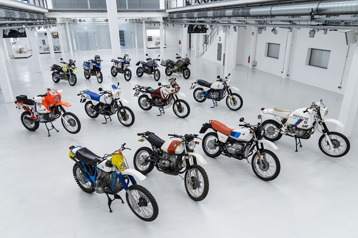 BMW Motorrad Celebrates 40 Years of BMW GS Models. A Concept That Changed the Motorcycle World
