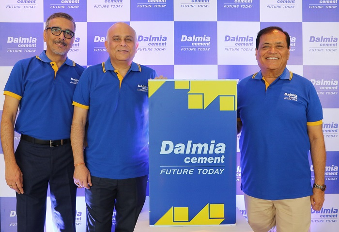 Dalmia Cement Unveils New Brand Positioning - 'FUTURE TODAY'