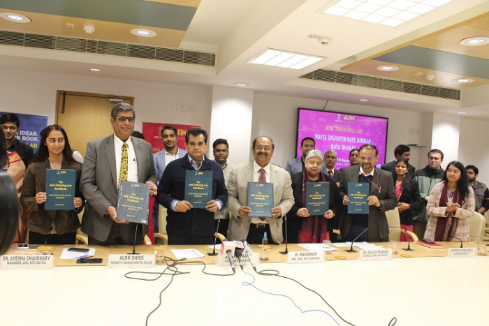 NITI Aayog's Atal Innovation Mission and Dell Launch 'Student Entrepreneurship Program' to Foster Innovation Mind-Set Among Indian Youth