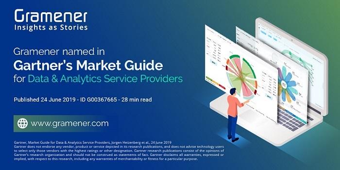 Gramener Named in Gartner's Market Guide for Data & Analytics Service Providers - newsonfloor.com