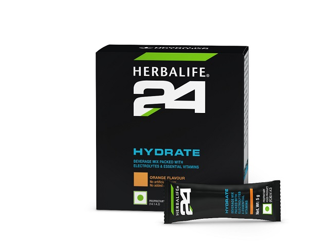 Herbalife Nutrition Celebrates 20 Years of Success in India With the Unveiling of H24