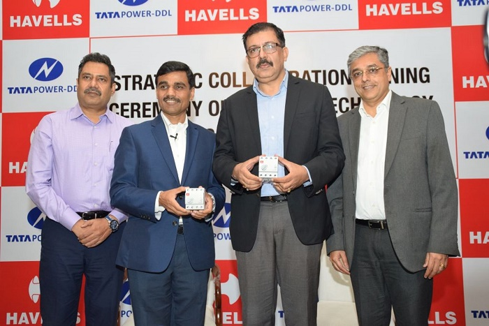 Havells India and TATA Power - DDL Come Together to Ensure Safety Against Hazards of Electricity - newsonfloor.com