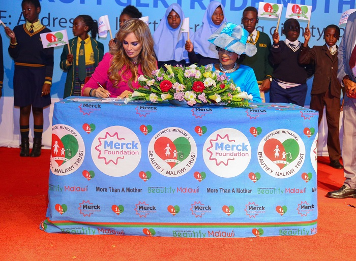 Merck Foundation in Partnership With the First Lady of Malawi Launches a Children Story to Teach Children and Youth Family Values of Love and Respect - newsonfloor.com
