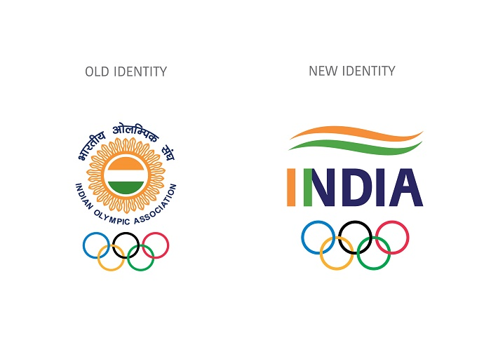 Ek India Team India - Designing a National Identity: Homegrown Agency Smitten Designs New Identity for Indian Olympic Association