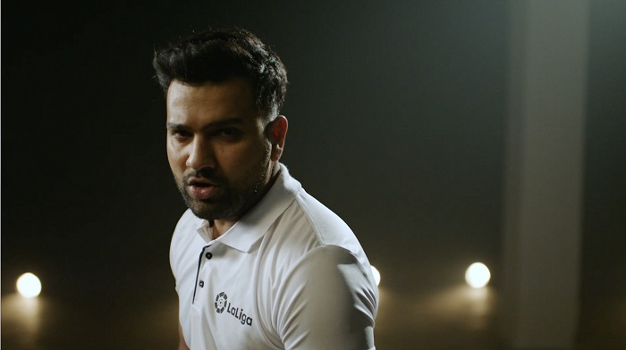 LaLiga Launches its First Ever Campaign with Rohit Sharma as Their Brand Ambassador in India