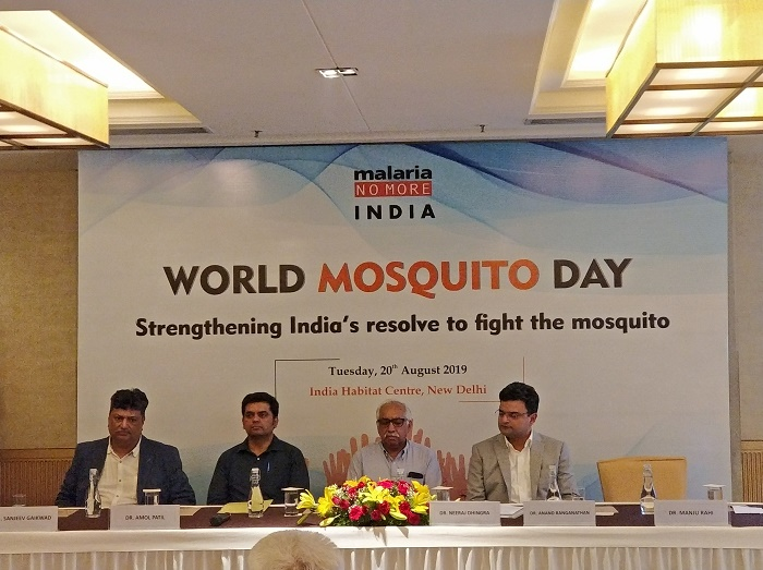 World Mosquito Day: Malaria No More India Launches Nationwide Campaign 'India Against Mosquito' to Take the Fight Against the Mosquito to the Masses - newsonfloor.com