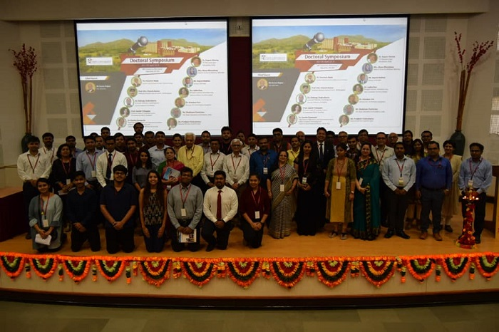 NIIT University (NU) Organises the 2nd Doctoral Symposium for Researchers