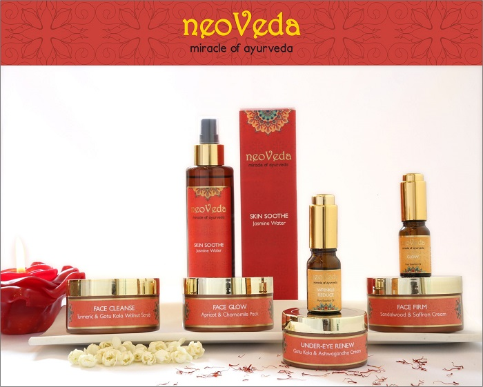 ReDiscover Ayurveda With an All New Skin Care Products Range of neoVeda Brand Launched by Craft House