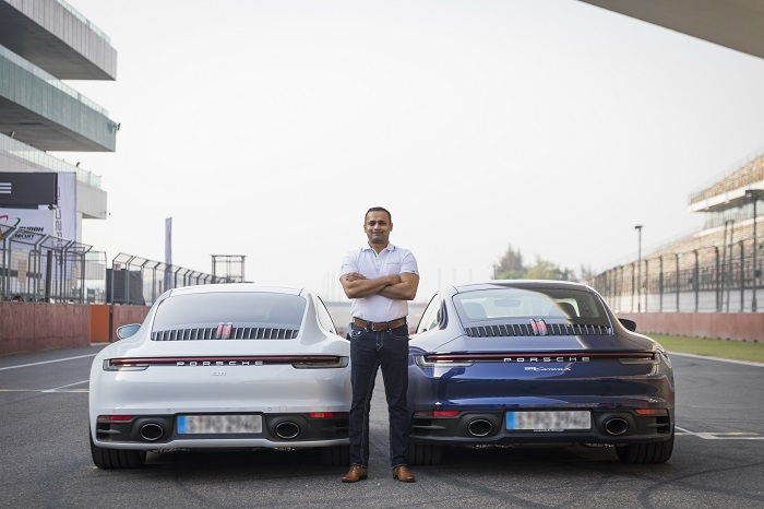 Porsche India Welcomes the New 911