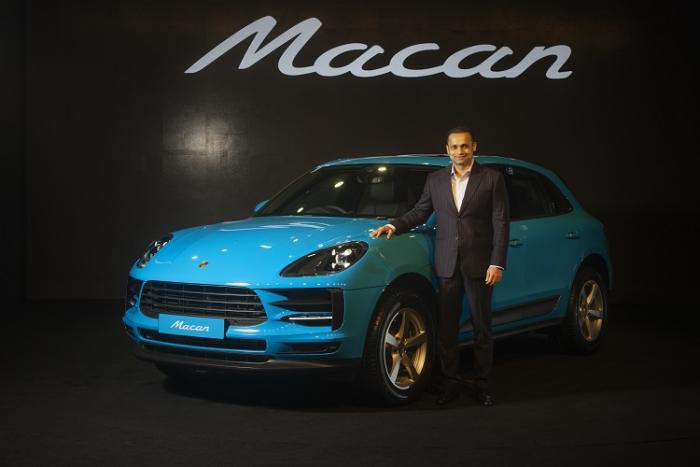 Porsche India Welcomes the New Macan - newsonfloor.com