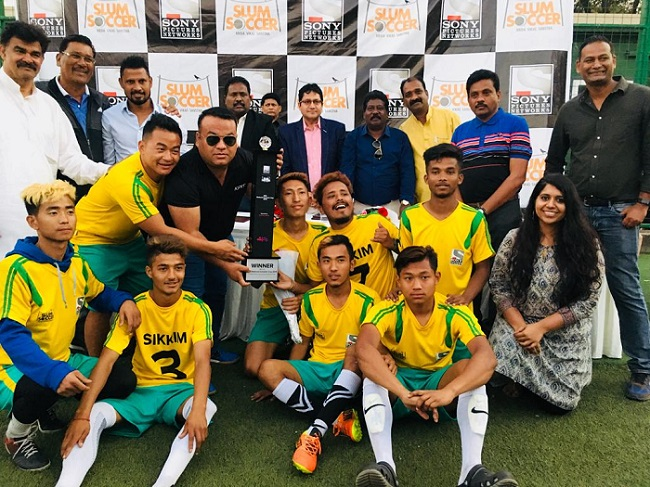 The SPN National Inclusion Cup 2019 a CSR Initiative of Sony Pictures Networks India
