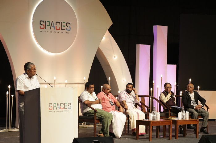 SPACES FEST 2019 Commences in Trivandrum - A Festival of Design, Culture and Politics - newsonfloor.com