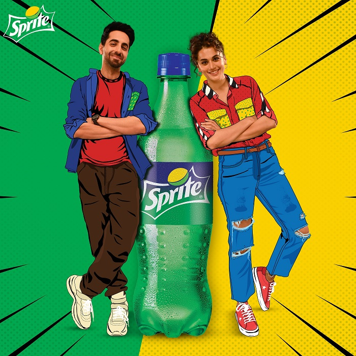 Sprite's New Campaign Refreshes the Art of Advertisement; Takes Virtual Route to Shoot Films in the New Normal