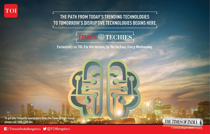 The Times of India Launches Dedicated Technology Page