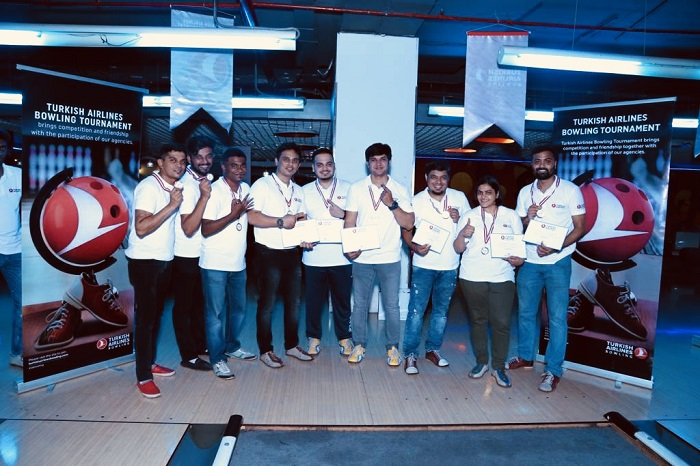 Turkish Airlines hosts 8th Edition of Turkish Airlines Bowling Tournament in India