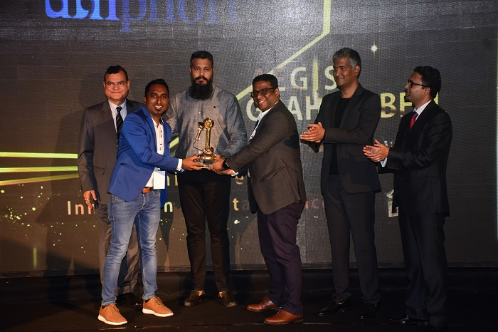 Uniphore Software Systems Secures Prestigious Aegis Graham Bell Award 2019