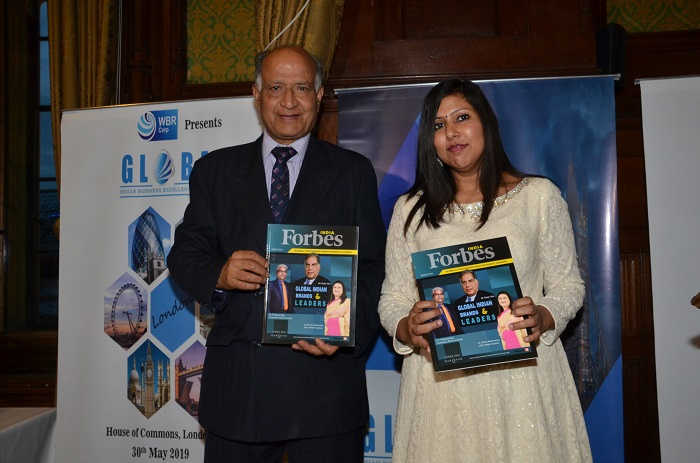 First Ever Global Indian Business Excellence Awards Launched in Parliament to Foster Stronger UK-India Relationship