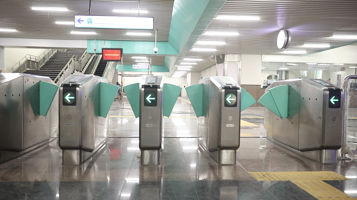 Aurionpro Pioneers Automated Fare Collection (AFC) System in Noida Metro Project - a Big Step in Smart Transportation and Smart Mobility in India