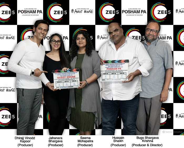 Three New Production Houses Come Together to Create Two Original Feature Films for Zee5 - newsonfloor.com
