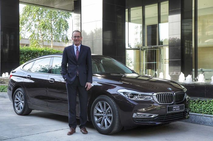 Truly Distinctive: The First-Ever BMW 620d Gran Turismo Launched in India