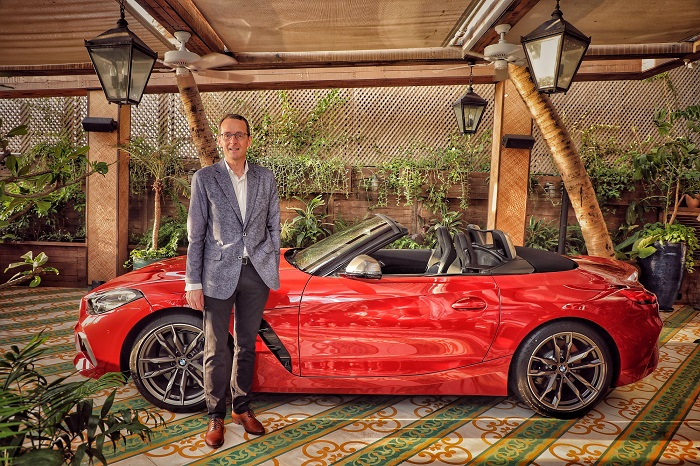 Unfold: The All-New BMW Z4 Roadster Launched in India