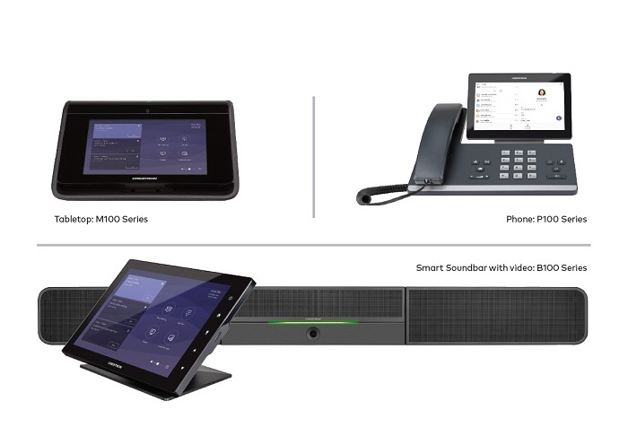 Crestron Flex Unified Communications & Collaboration Solutions to Debut at ISE 2019