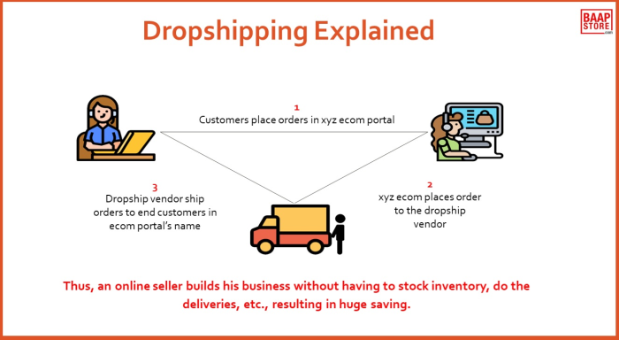 Baapstore - A Dropshipping Transformation to Ecommerce Businesses