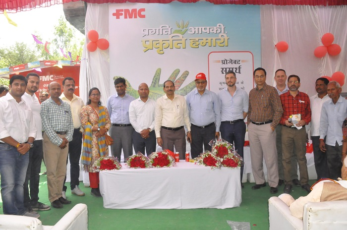 FMC India Commissions Water Filtration Plants to Bring Clean Water to 15 Uttar Pradesh Villages