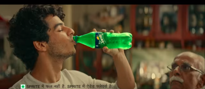 Sprite's #Evolution Campaign Accentuates Its Unchanged Refreshment Since 1961 - newsonfloor.com