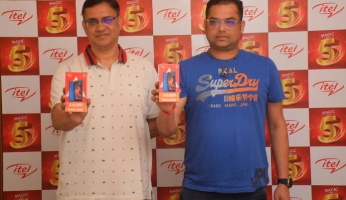 itel Celebrates 5Crore+ Consumers in India; Launches Slew of Magical Offers This Festive Season for Consumers on Purchase of New A46 Smartphone - newsonfloor.com