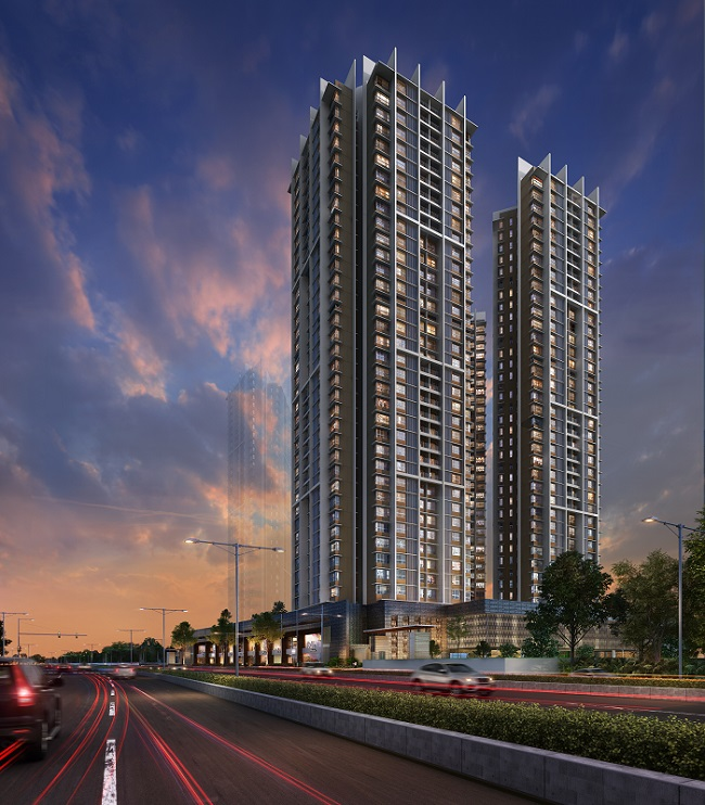 Kalpataru Launches Luxury Tower 'Camellia' at Kalpataru Paramount in Thane - newsonfloor.com