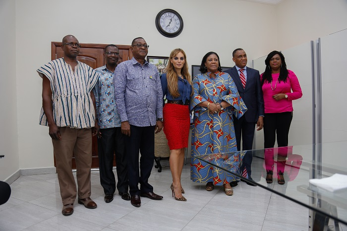"""Merck Foundation Calls for Applications for """"Merck More Than a Mother"""" Film Awards in Partnership With Ghana First Lady"""