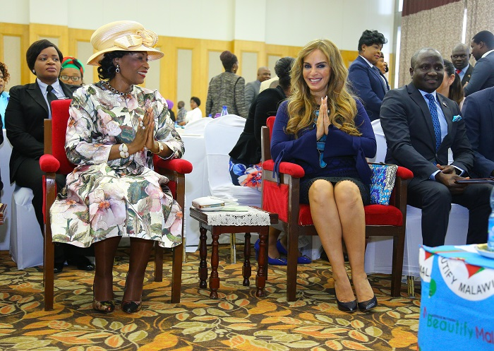 Merck Foundation Launches First 'Merck Foundation Health Media Training' and Media and Fashion Awards in Partnership With the First Lady of Malawi to Break Infertility Stigma in the Country - newsonfloor.com