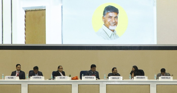 World Class Tourism City  Coming up in Chandrababu Naidu's Dream Project, Amaravati