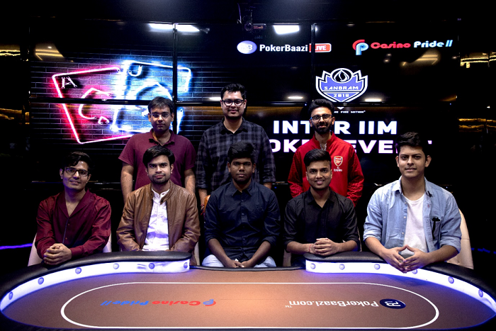 IIM Students Embrace the Brain Sport of Poker, Prepare for National Poker Series