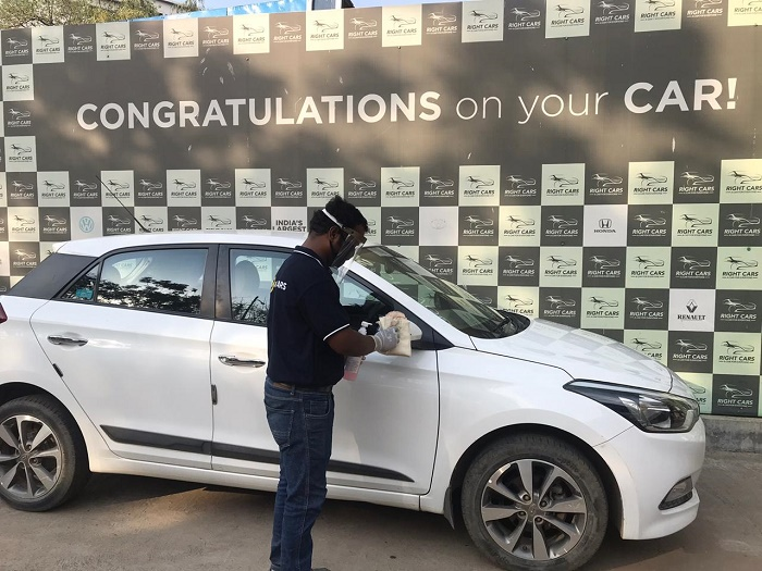 Consumers Turn to Used Cars Market in Hyderabad With Right Cars