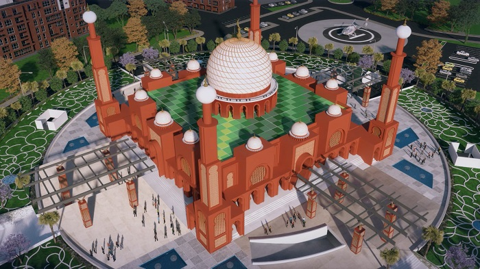 Talenmark to Build India's Biggest Cultural Monument as Part of the Markaz Knowledge City Project