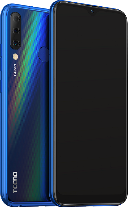 TECNO's First Triple Rear Camera Smartphone 'CAMON i4' Debuts in India; Launched at a Starting Price of INR 9599
