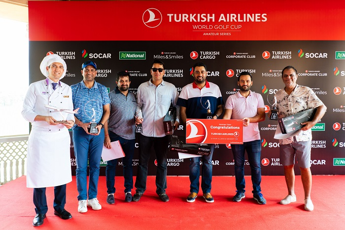 For the Seventh Year, Turkish Airlines World Golf Cup Played in New Delhi - newsonfloor.com