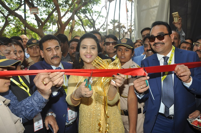 'JITO UDAAN 2019' Trade Fair to Be Held from 15th to 17th March 2019 at NESCO, Mumbai: Inaugurated by Mrs. Amruta Devendra Fadnavis