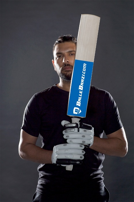 Yuvraj Didn't Retire! India's World Cup Hero All Set for His New Innings With BalleBaazi.Com - newsonfloor.com