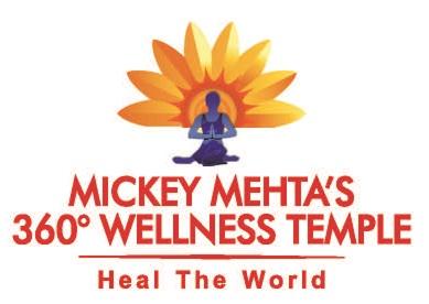 Mickey Mehta 360 Wellness Temple