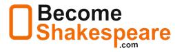 BecomeShakespeare.com