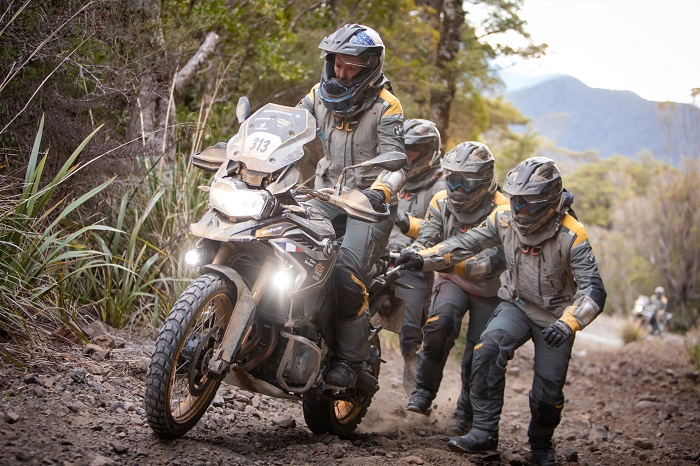 BMW Motorrad International GS Trophy 2020 Oceania. Day 5. Rocky Mountain High