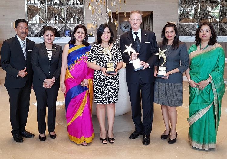 Team at JW Marriott Mumbai Sahar