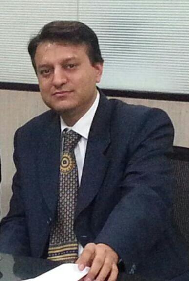 Advocate Shri Ameet Mehta, Founder & Partner of M/S Solicis Lex