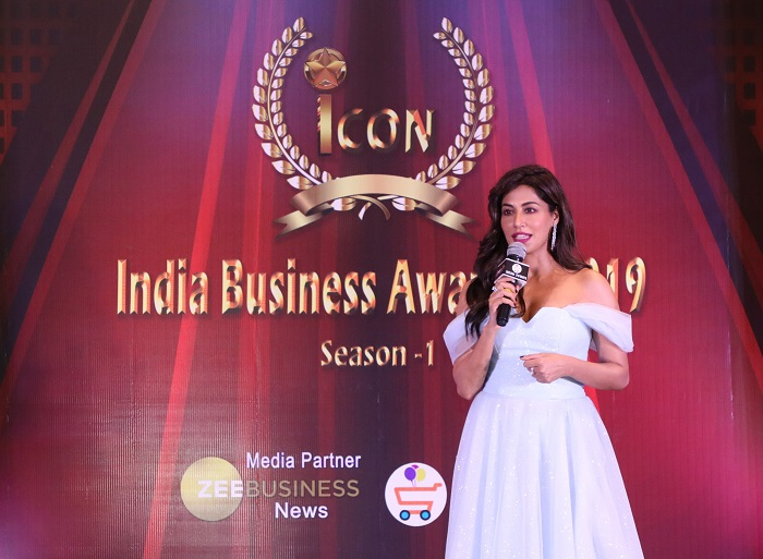 Ms. Chitrangada Singh, the Bollywood actress, was the celebrity guest at the event