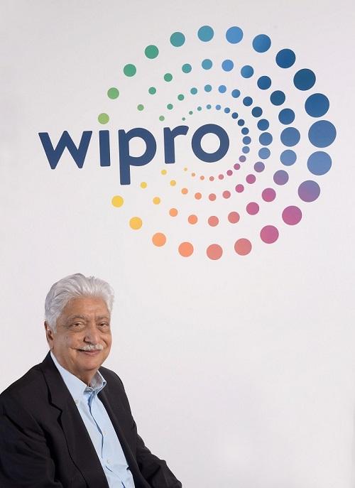 <b>Azim Premji, Chairman, Wipro Limited </b>&#8220;></p> <tr> <td width=