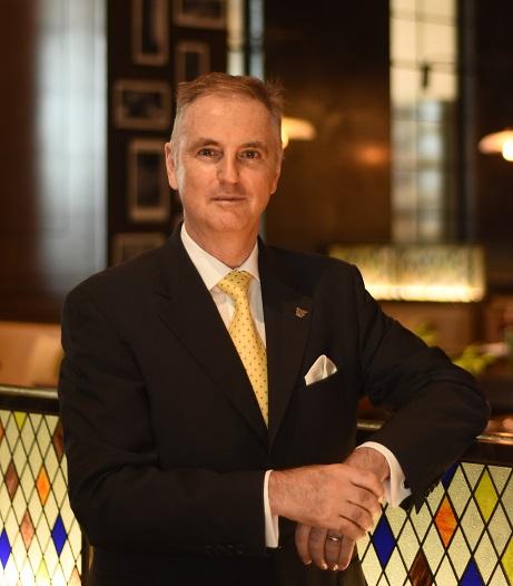 Mr. Dietmar Kielnhofer, General Manager, JW Marriott Mumbai Sahar