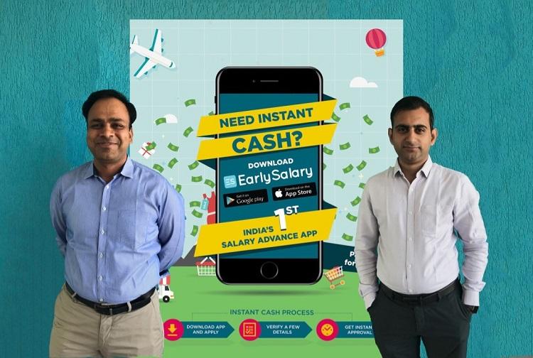 Left to right: Ashish Goyal (CFO), Akshay Mehrotra (CEO)